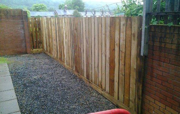 Fence Fencing Swansea