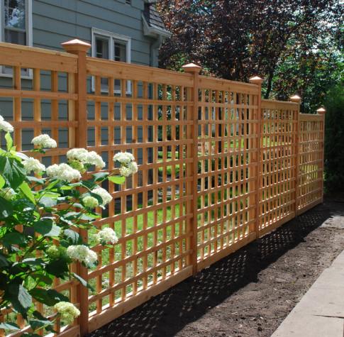 garden fence service swansea