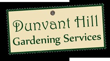 Dunvant Hill Gardening Services Logo