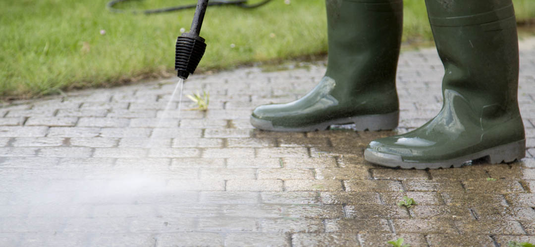 Patio Cleaning Driveway Pressure Washing Services Swansea